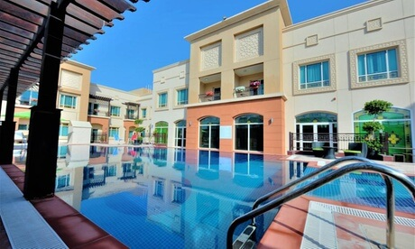 RAK: Overnight Stay for 2 Adults and 1 Child