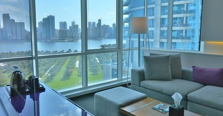 Sharjah: 5* Stay with Breakfast and Spa