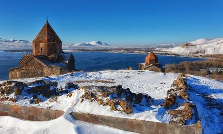 ✈ Armenia: 3-Night Eid Package with Flights