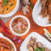 AED 60 Towards Authentic Thai Food