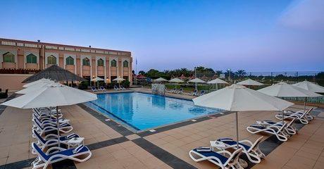 Abu Dhabi: 1- or 2-Night Ramadan Stay with Suhoor