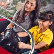 Abu Dhabi: 4* Stay with Theme Park Tickets Inclusive of taxes