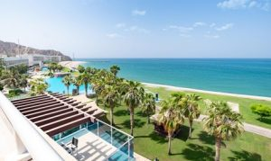Fujairah: 5* Break