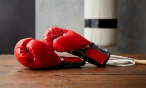 Kids' Kickboxing