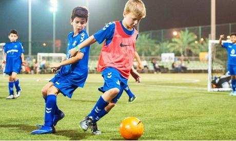 Kids Soccer Course