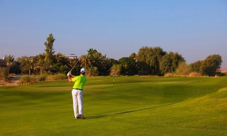 Nine Holes of Golf