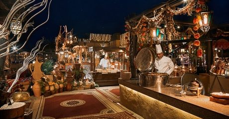 5* Iftar Buffet at Bab Al Shams