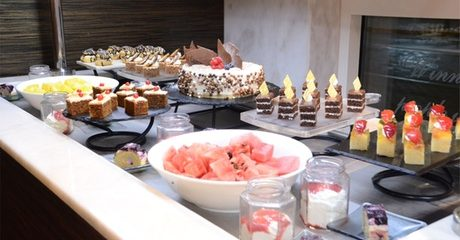 5* Iftar Buffet at Jannah Burj Al Sarab