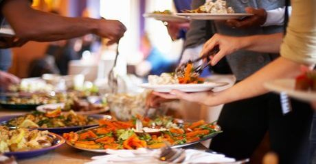 5* Iftar Buffet with Beverages: Child AED 69