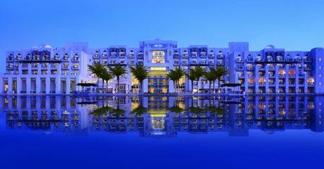 Abu Dhabi: 5* All-Inclusive Ramadan Stay