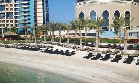 Abu Dhabi: Up to 3-Night 5* Eid Stay with Yas Island Park Tickets