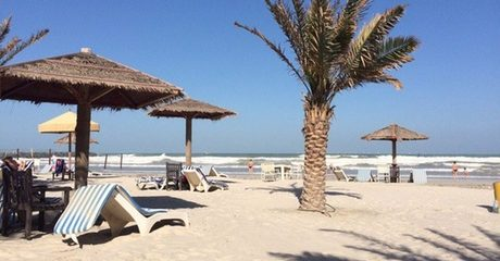 Ajman: Summer Stay for up to 4 with Meal Options
