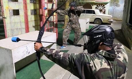 Archery Tag Game