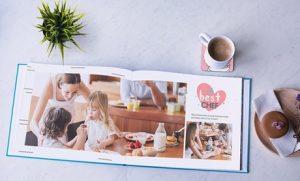 Debossed Perfect Bind Hardcover Photobook