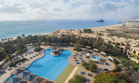 Fujairah: 2-Night 5* Stay with Half Board