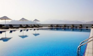 Fujairah: 5* Ramadan Stay with Half Board