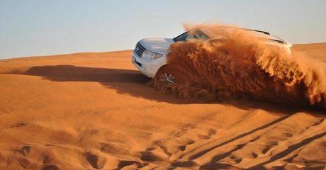 Half-Day Desert Safari: Child (AED 99) or Adult (AED 159)