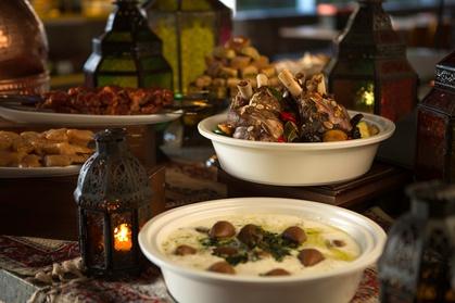 Iftar Buffet at 5* Conrad Dubai
