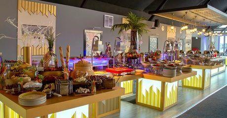 Iftar Buffet at 5* Fairmont Bab Al Bahr