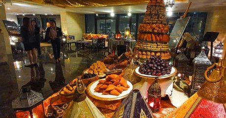 Iftar Buffet at 5* Park Regis Kris Kin Hotel