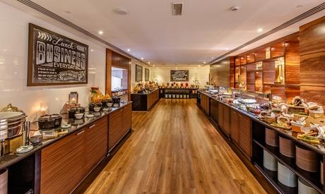 Iftar Buffet at 5* Radisson Blu Hotel