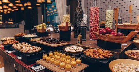 Iftar Buffet at 5* Saadiyat Beach Club