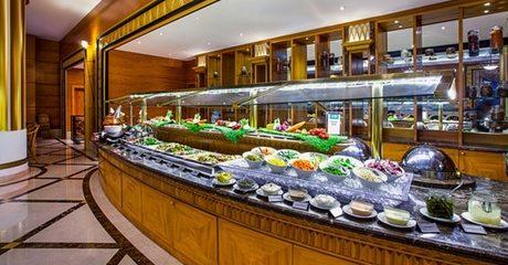 Iftar Buffet at Corniche Hotel Abu Dhabi