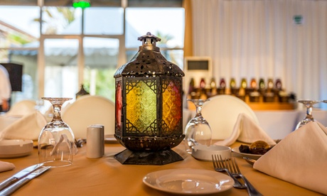 Iftar Buffet at Dubai Marine Beach Resort & Spa