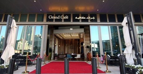 Iftar Buffet at Grand Cafe