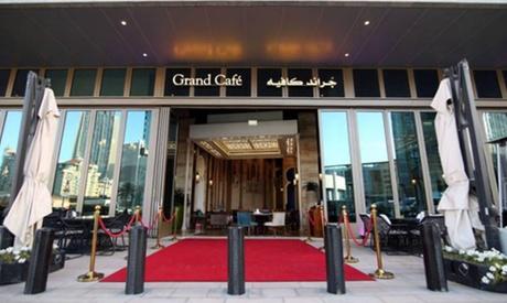 Iftar Buffet at Grand Cafe
