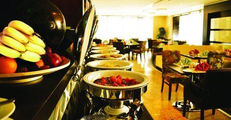Iftar Buffet at Kingsgate Hotel Abu Dhabi by Millennium