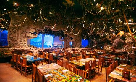 Iftar Buffet at Rainforest Cafe