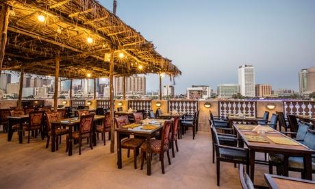 Iftar Buffet at Times of Arabia - Al Seef