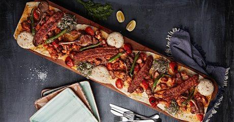 Iftar Buffet at Turkish Steak Restaurant & Cafe