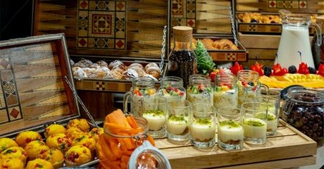 Iftar Buffet with Beverages