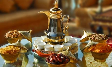 Iftar Buffet with Ramadan Drinks