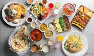 Iftar Meal at Shahran