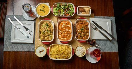 Iftar Set Menu