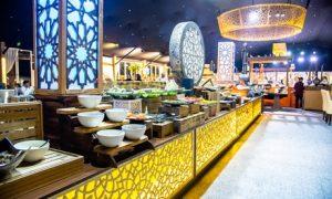 Iftar at Al Tasamoh Tent at 5* Bab Al Qasr Hotel