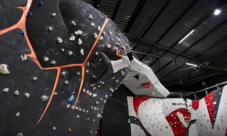 Indoor Rock Climbing Experience