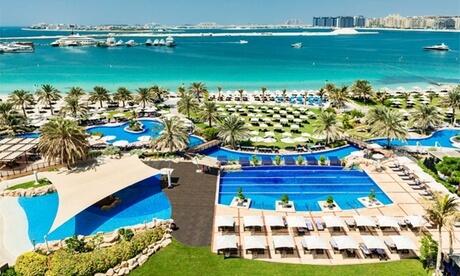 Pool and Beach Acccess