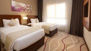 RAK: 1 Night in Two-Bedroom Suite