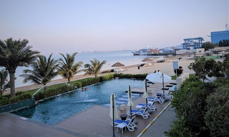 Umm Al Quwain: 1-Night 4* Stay
