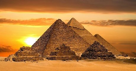 ✈ Egypt: 4 or 5 Star Stay with Tours