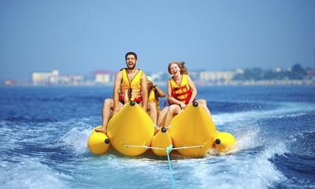 Banana or Dragon Boat Ride
