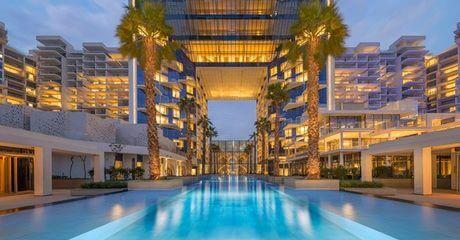 Buffet at Five Palm Jumeirah