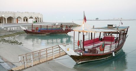 Dhow Cruise and Dinner