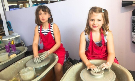 One-Hour Pottery Experience