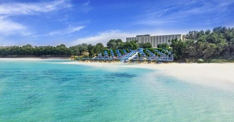 Ras Al Khaimah: 1 Night Stay for 2 adults and 2 kids with Activities
