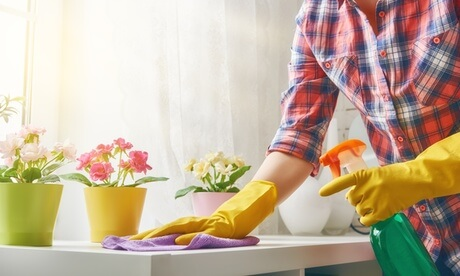 Three-Hour Cleaning Services